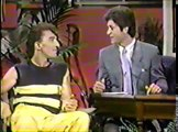 Fee Waybill of the Tubes 1983 Alan Thicke Interview