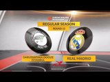 Highlights: Darussafaka Dogus Istanbul-Real Madrid