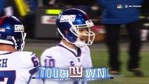 Sterling Shepard Shakes Jenkins to Cut Eagles Lead!   Giants vs. Eagles   NFL Week 16 High