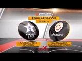 Highlights: Anadolu Efes Istanbul-Galatasaray Odeabank Istanbul