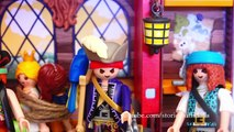 FNAF Toys - Suicide Squad Rescues Five Nights at Freddys Animatronics on Board Playmobil P