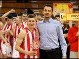 ANGT Belgrade: MVP Aleksa Uskokovic, U18 Crvena Zvezda mts Belgrade