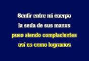 Vicente Fernandez - Entre El Amor Y Yo (Karaoke)