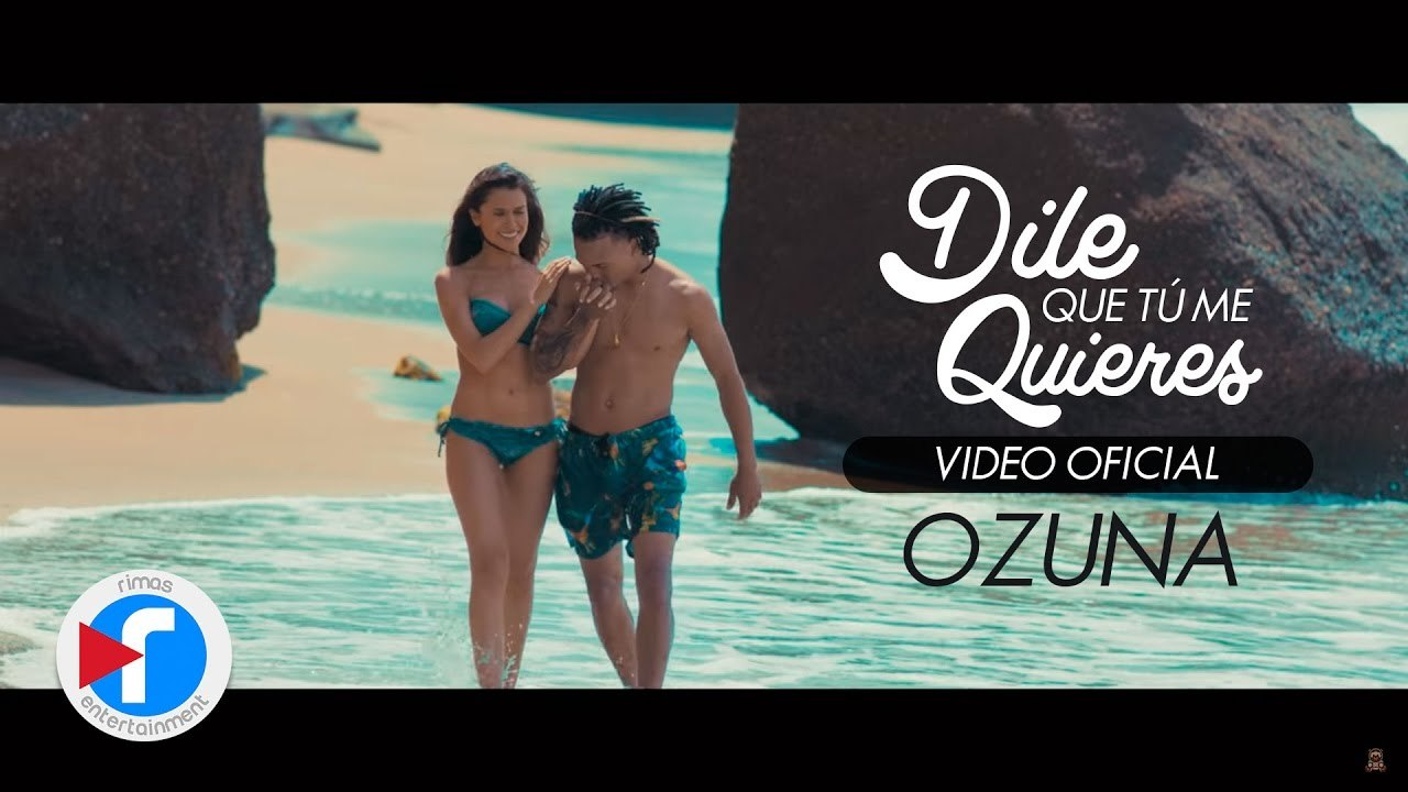 Ozuna Dile Que Tu Me Quieres Audio Oficial Vídeo Dailymotion
