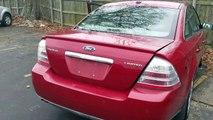 2009 Ford Taurus limited with Jon Gonzalez at Walt Sweeney Ford!