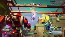 Plants VS. Zombies Garden Warfare 2 Multiplayer BETA - Imp Z-MECH Domination!!!