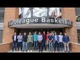 EuroLeague head coaches discuss progress, future at EB Institute Annual Workshops