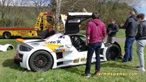 Gumpert Apollo AY-755-ZE - Gumball 3000 Rally, Scotland Yesterday the Gumball 3000 rally t