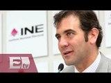 Entrevista a Lorenzo Córdova, Consejero Presidente del INE /Titulares de la Noche
