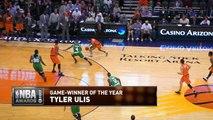 Game winner of the Year Tyler Ulis