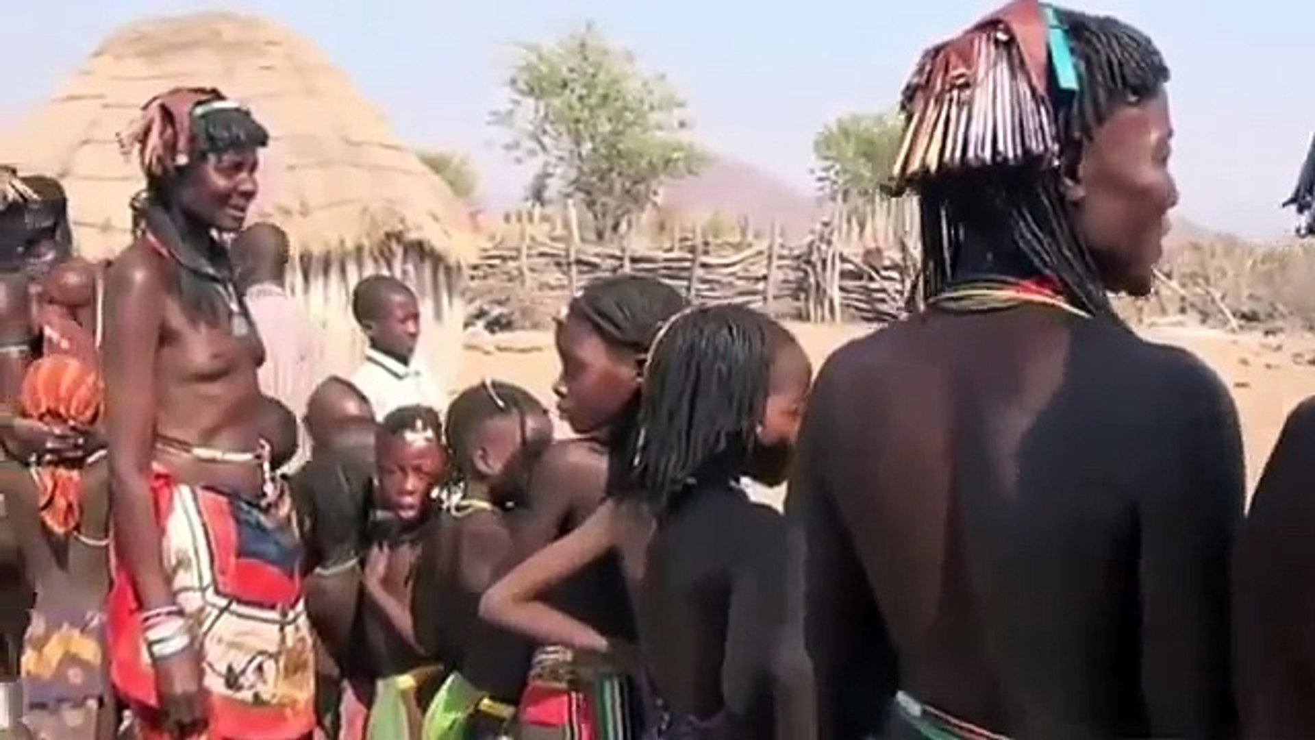 African tribes isolated life Primitive Tribes African American African Rituals