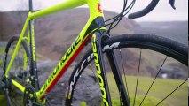 Road Bike Of The Year - Disc Race Bikes - Giant TCR Vs. Cannondale SuperSix Bike Radar