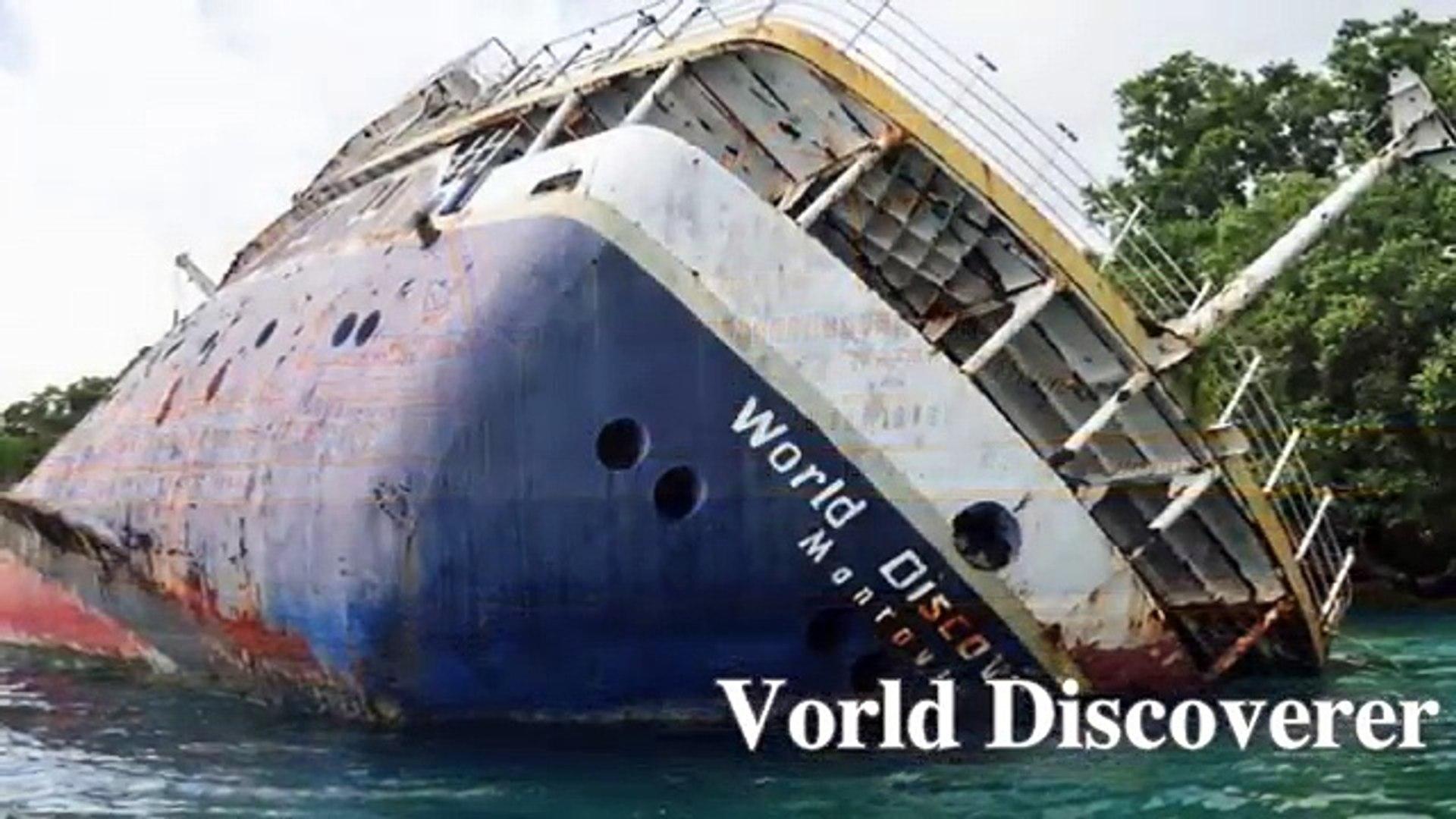 2010 топ затонувших кораблей которые можно увидеть не погружаясь