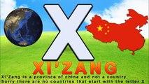 Des pays pays drapeaux pour enfants Apprendre de de le le le le la avec monde Abc phonics
