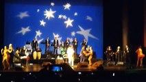 Concierto de despedida Bogotá Richie Ray y Bobby Cruz Gan gan y gan gon