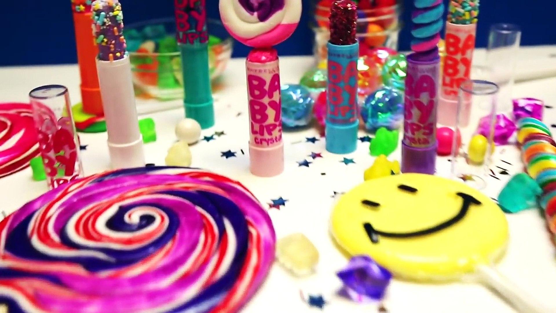 DIY Crafts: Baby Lips Lip Balm Phone Charger - DIYs Real Lip Balm & Charger - Cool DIY Tut
