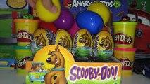 Chocolat des œufs Scooby Doo avec surprises dœufs surprise Scooby Doo