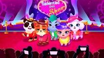 Belleza mascota Salón talentoso talento mascotas spa salón de animación del juego en ruso