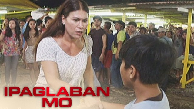 Ipaglaban Mo: Otep is accused of stealing