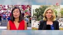 Attentats en Espagne : beaucoup d'émotion à Barcelone