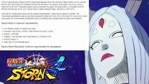 Ordinateur personnel orage ultime Naruto Shippuden Ninja 4 exigences