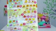 [有獎徵答]Num Noms甜心派對爆米花創作組玩具和唇膏冰淇淋杯盒玩/Num Noms Blind Bags & Art cart/Num Nomsを遊んでみた[NyoNyoTV