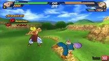 Bola de Dragón último de Budokai 3 ssj4 gogeta goku vs vegeta broly ssj3 gotenks gohan