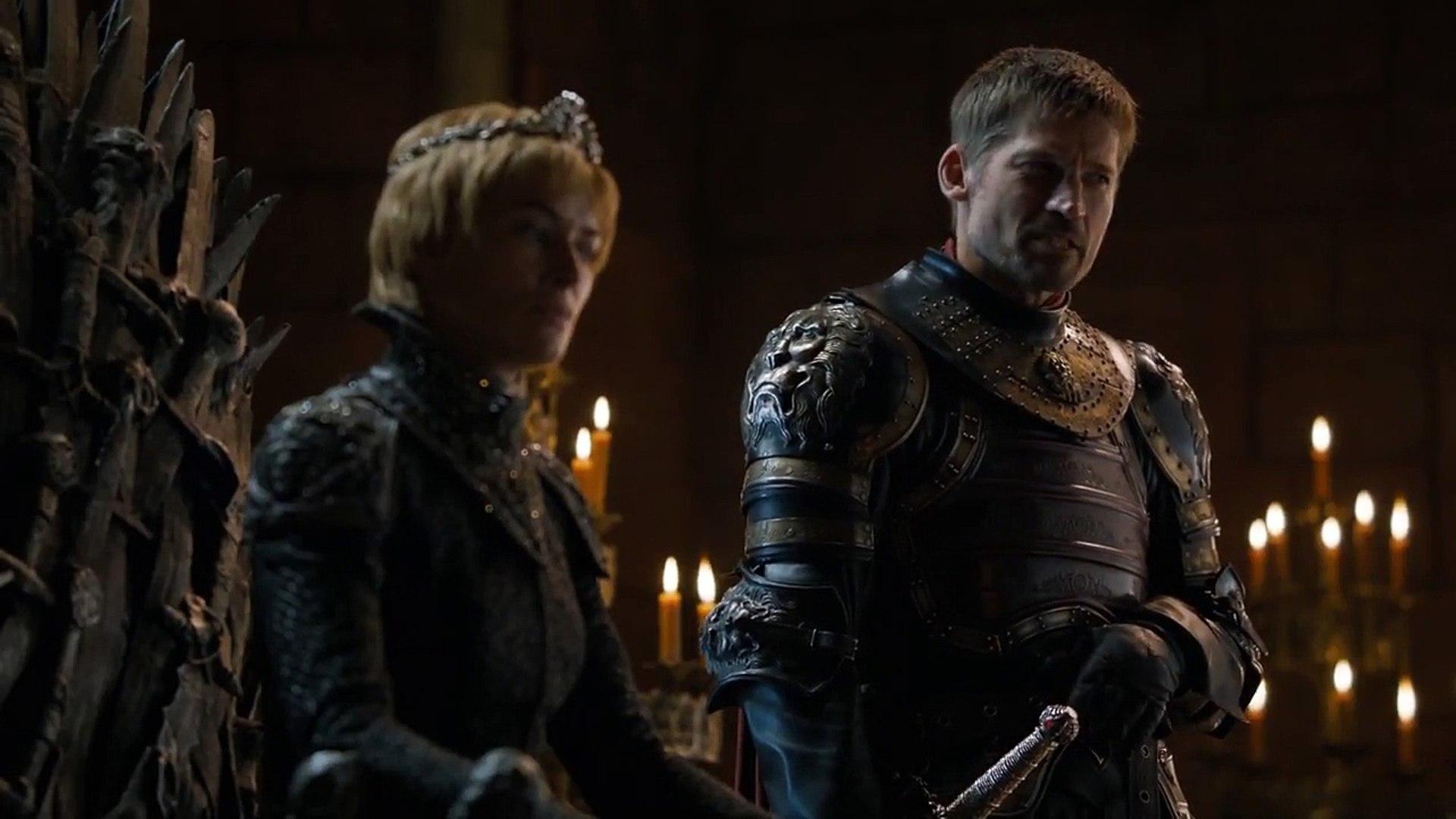 Game Of Thrones 7x01 Euron Greyjoy Meets Cersei Lannister
