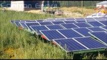 Van - 15Kw Su Motoru Tarımsal Sulama için Güneş Enerjisi Sistemi - Egetron Enerji
