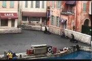 Voir létablissement spectaculaire cascade disneyland paris moteurs action spectacle complet/uncutted hd