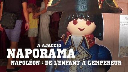 VIDÉO. Naporama : des playmobils pour raconter la vie de Napoléon