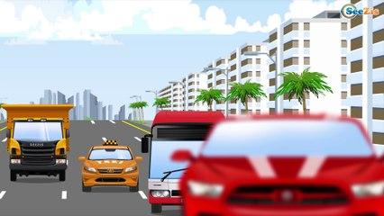 Videos para niños - Coches de carreras - Dibujos con Coches - Coches de la película Cars