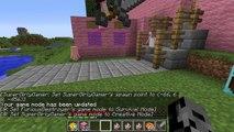 Minecraft: PENGUINS HIDE AND SEEK!! Morph Hide And Seek Modded Mini Game
