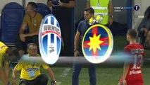 1-2 Dennis Man Goal Romania  Divizia A - 19.08.2017 Juventus Bucuresti 1-2 Steaua Bucuresti