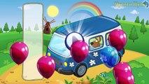 Et des voitures pour enfants rue camions Véhicules vidéos puzzle