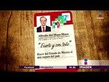 Quién es Alfredo del Mazo: candidato del PRI al EdoMex | Noticias con Yuriria Sierra
