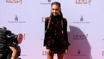 Maddie Ziegler Looking Stunning LEAP! Los Angeles Premiere Red Carpet