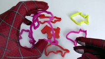 Crayola Play Doh Animals Using Molds/Kids Creative Fun Play/Cat Dog,Fish,Mouse,Bear/Presch
