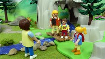 Playmobil film allemand du film-enfant enfants invités non invités série de la famille jansen