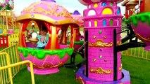 Amusement amusement enfants Cour de récréation vidéo enfants pour sur ✿ centre de divertissement vlog lecteur amus vidéo swing