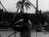 03/01/56 Brooklyn Dodgers spring training begins in Vero Beach, Fla.