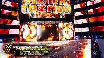 Neville interrupts Akira Tozawa s championship celebration  WWE 205 Live, Aug. 15, 2017