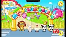 Androïde les meilleures gratuit des jeux enfants Jardin denfants film mon la télé Panda babybus gameplay apps