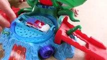 Доктор кости Цвет лаборатория Набор для игр Цвет оборотни легковые автомобили Горячий колеса трек Обзор пиксель Цвет изменить