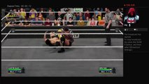 WWE2K17 NXT TakeOver- Brooklyn III Aleister Black Vs Hideo Itami