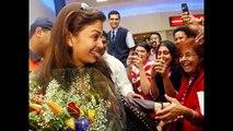 Aishwarya Rai Without Makeup looks Horrible   Aishwarya Rai