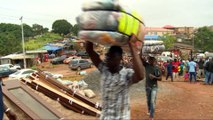 Sierra Leone mudslides: More evacuations expected as death toll rises