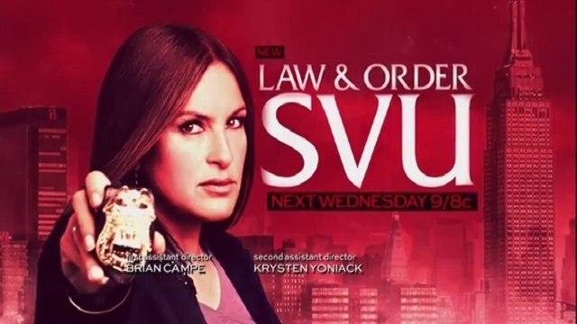 Law & Order: SVU - Promo 17x22