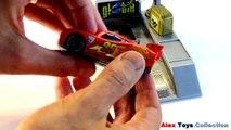 Тачки 2 на русском полная версия - игрушки для детей Молния Маквин Disney Pixar Cars Mater
