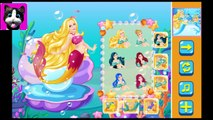 Niños para dibujos animados de spa sobre Mermaid historieta historietas juego de niñas sirena